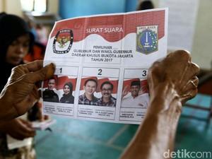 JPPR: Partisipasi Pemilih di Jakarta Hampir Memenuhi Target KPU