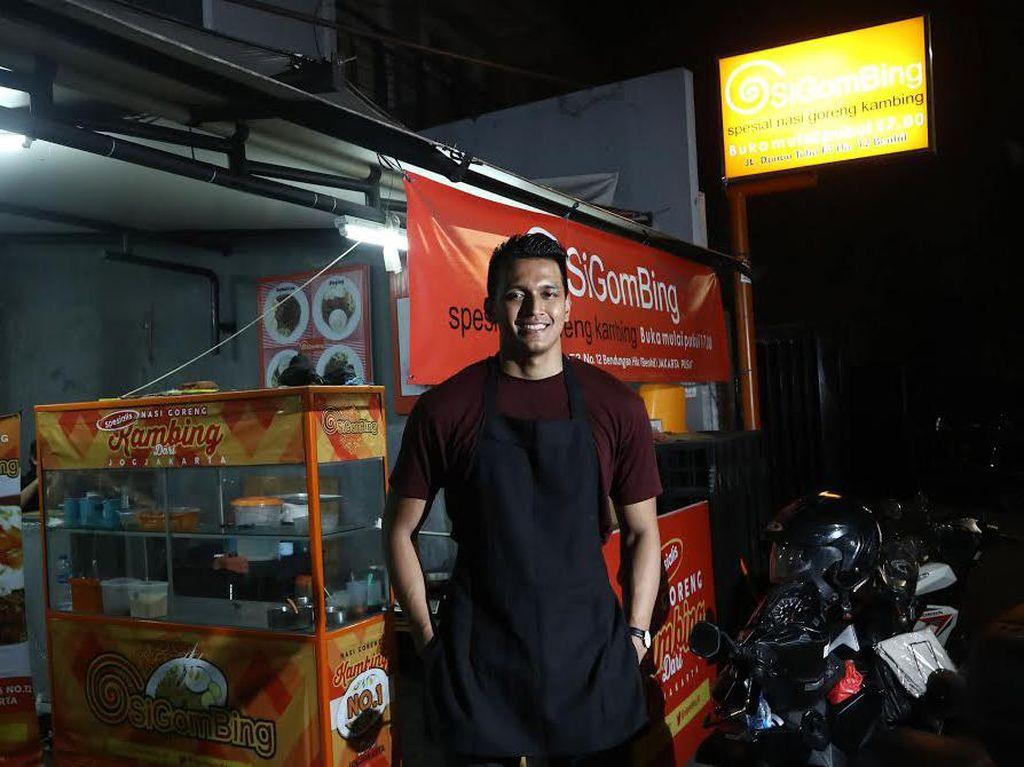 Dari Lapangan Masuk Dapur: Usaha Kuliner Para Atlet