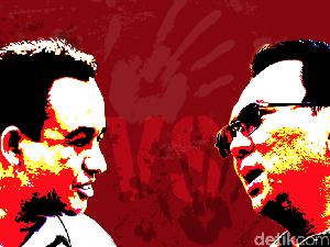 Ahok Tawarkan KJL, Anies Janjikan Tunjangan untuk Lansia
