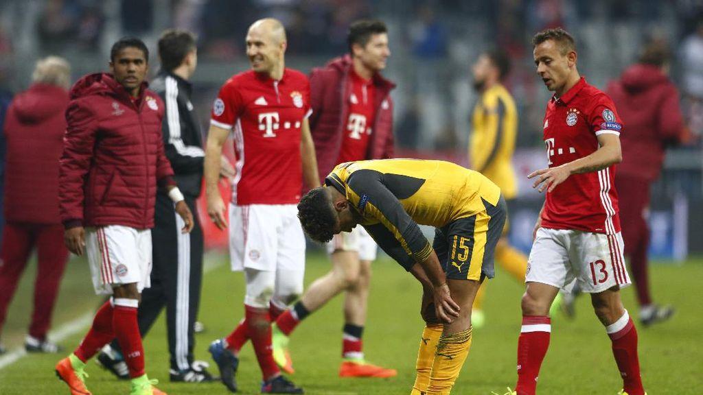 Sengitnya Premier League Dinilai Habisi Tim-Tim Inggris di Eropa