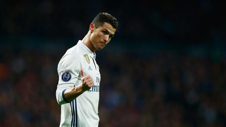 Lawan Napoli, Madrid Kembali Diperkuat Ronaldo
