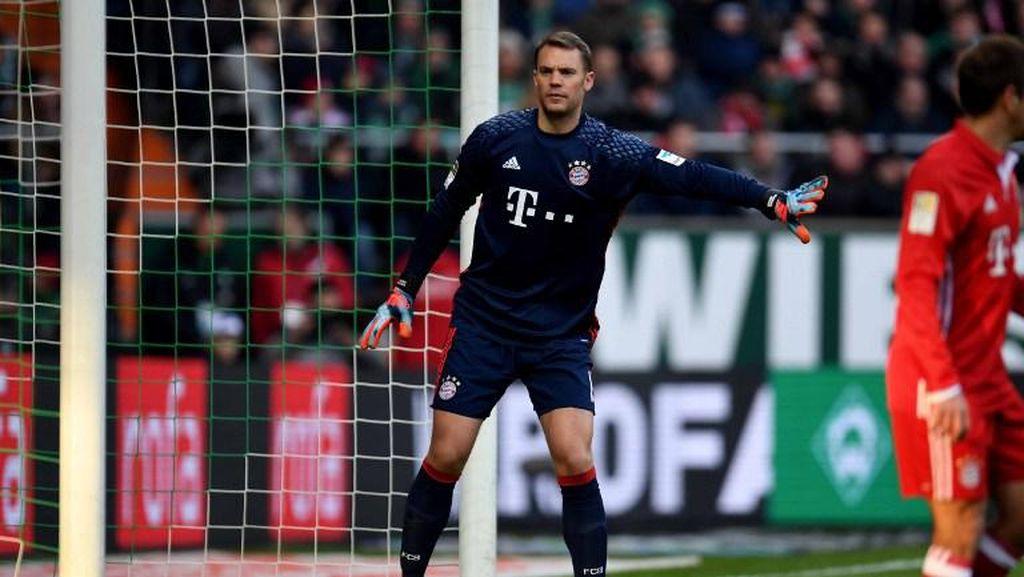 Olok-olok Arsenal, Neuer Sebut Laga Liga Champions Sebagai Liburan