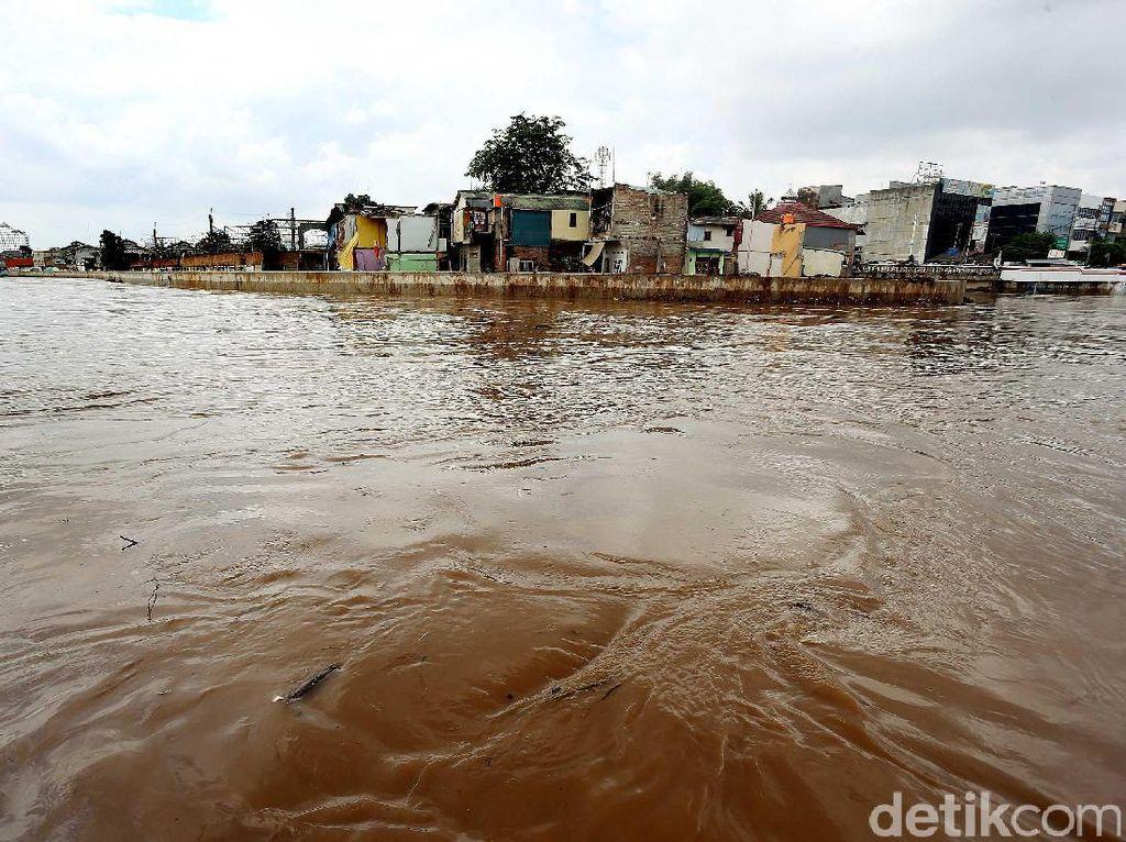 Katulampa Siaga 2, Walkot Bogor Imbau Warga Sekitar Ciliwung Waspada