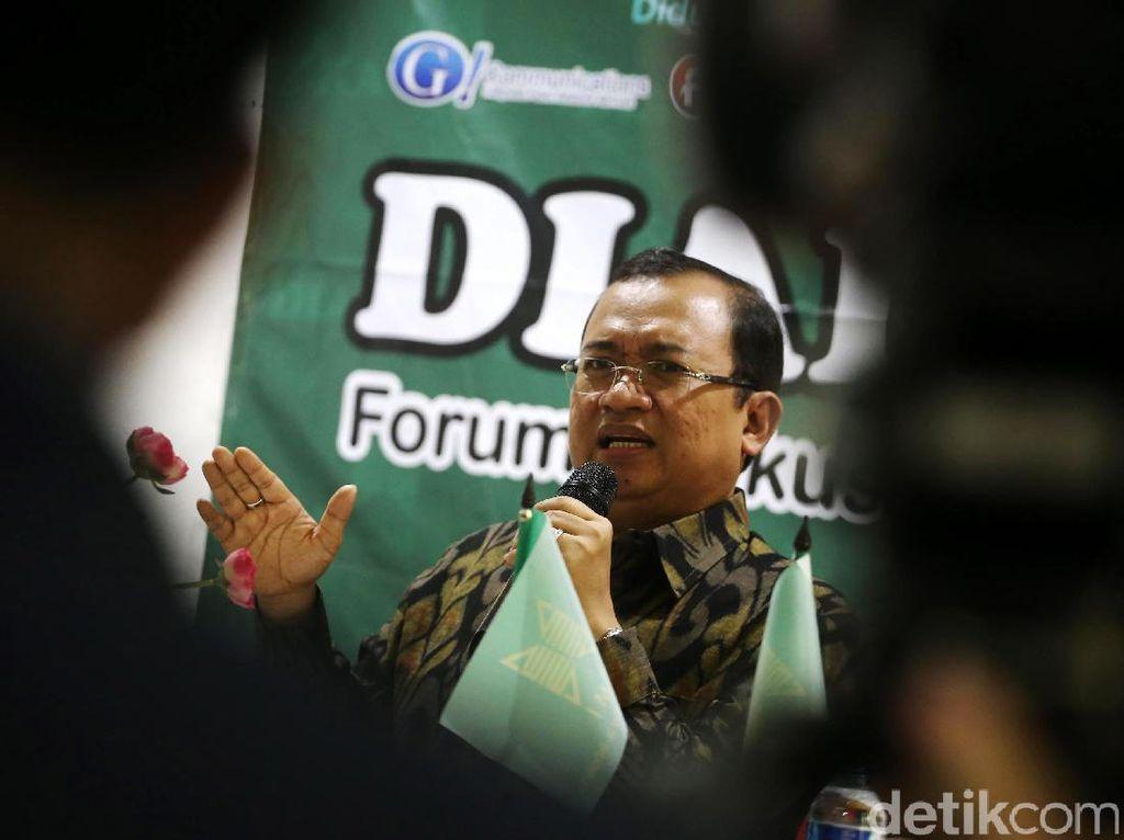 ICMI Apresiasi Pilgub Jakarta yang Damai