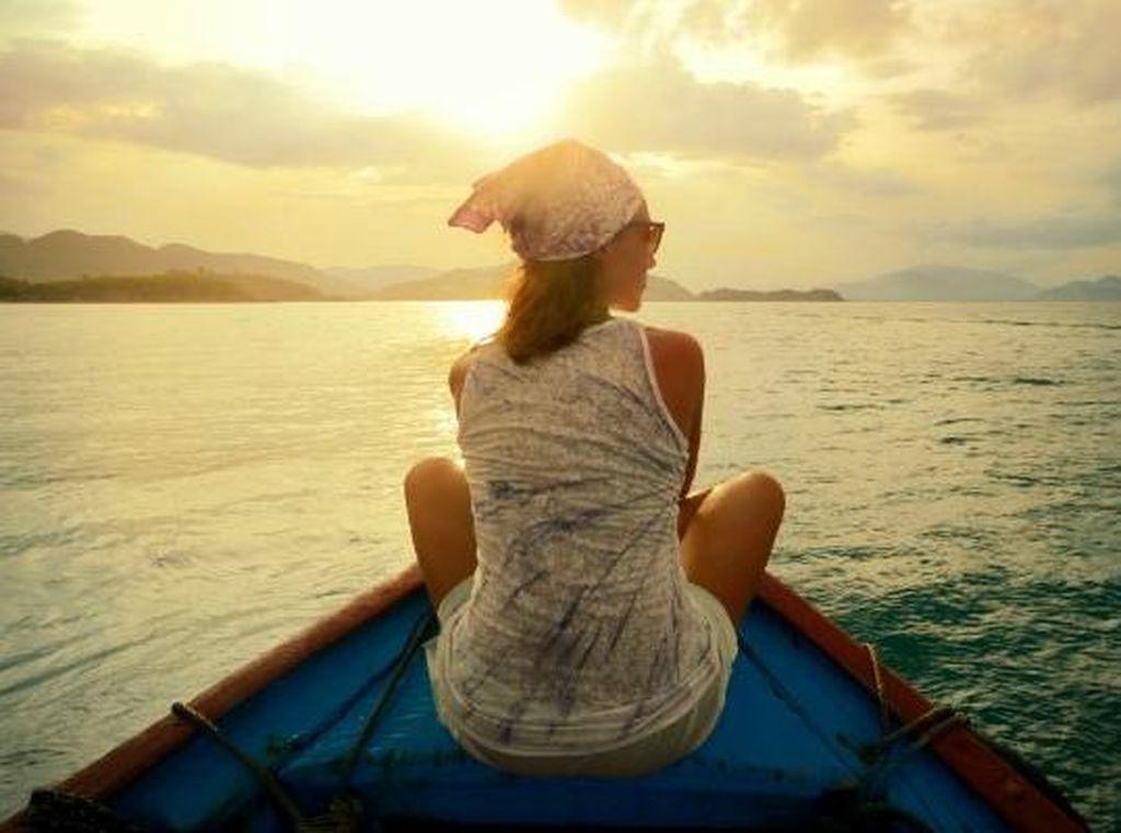 Faktanya, Wanita Indonesia Lebih Sering Traveling dari Pria