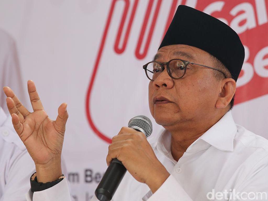 Ngotot Diusulkan Jadi Wagub DKI, M Taufik Bujuk Prabowo