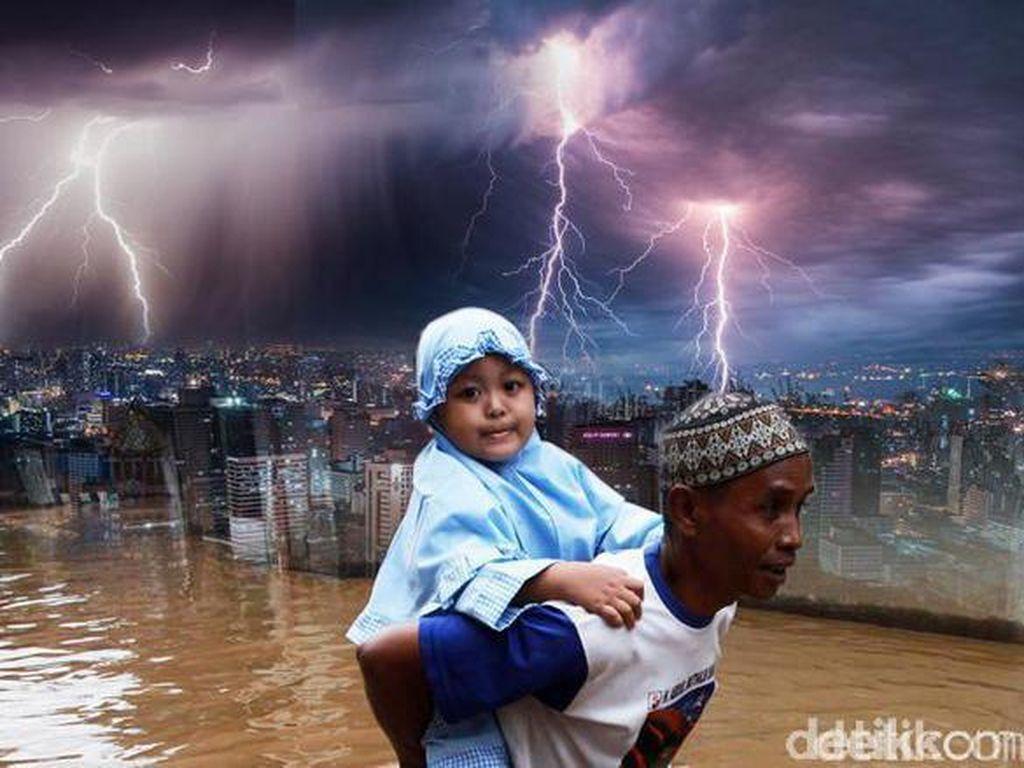 Antisipasi Banjir, Pemprov DKI Siapkan Dapur Umum di Tiap Wilayah