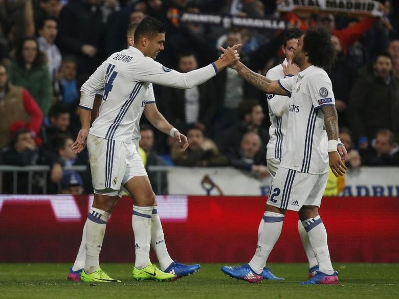 """""""Bandar Bola - Ucapan Terima Kasih Dari Casemiro Untuk Fans Madrid"""""""