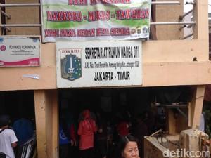 Banjir di Kampung Melayu, Warga Mengungsi ke Balai RW