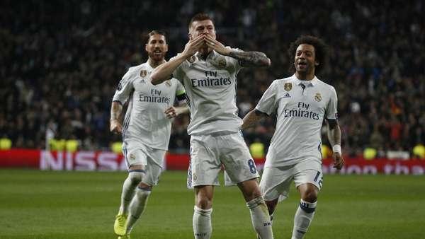 Pegang Kendali La Liga, Madrid Tak Boleh Terpeleset