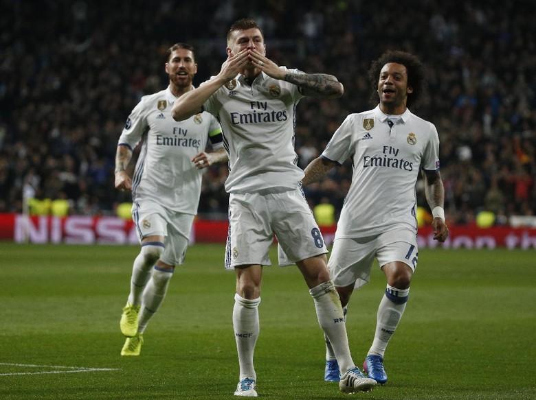 Madrid Berhasrat Jaga Momen Kemenangan di La Liga
