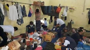 Ponsel, Alat Judi, hingga Gergaji Ditemukan di Lapas Mojokerto