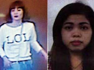 Siti Aisyah Main Semprotan di Bandara Sebelum Kim Jong-Nam Tewas