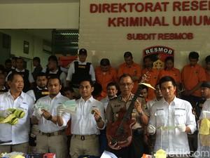 Polisi Tangkap Pasutri Pembunuh Pegawai Bengkel di Bekasi