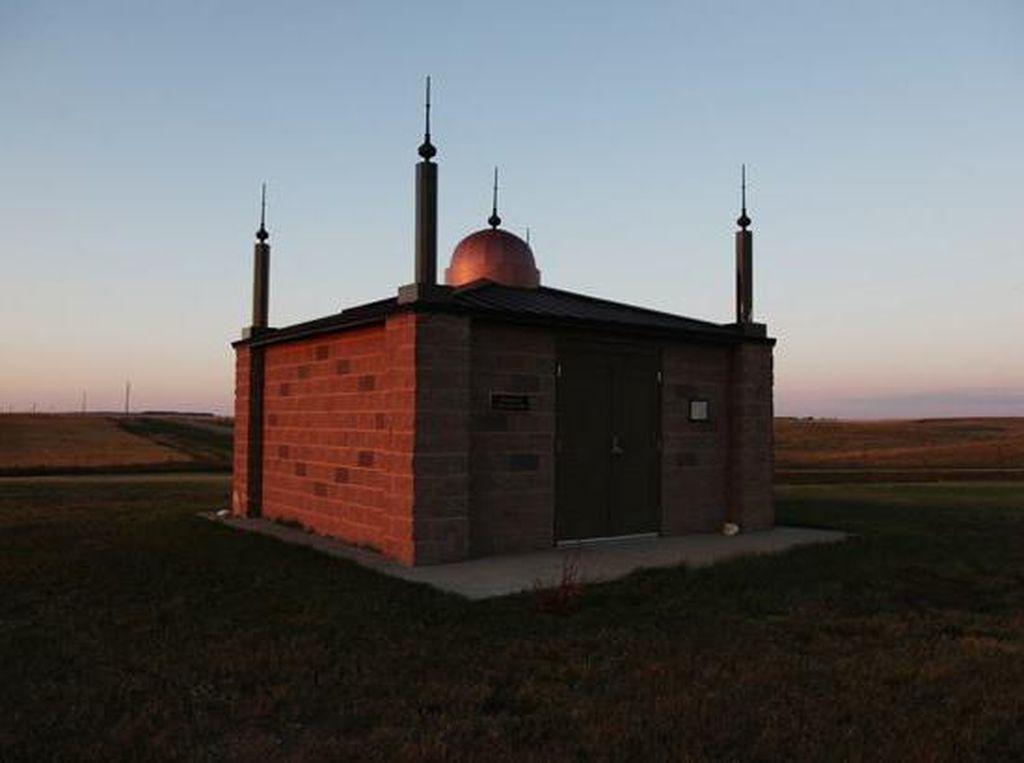 Kisah Masjid Tertua di Amerika Serikat