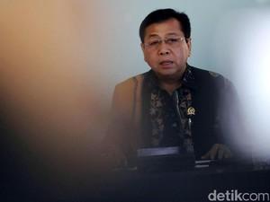 Kasus e-KTP, KPK akan Jadwalkan Ulang Pemeriksaan Setya Novanto
