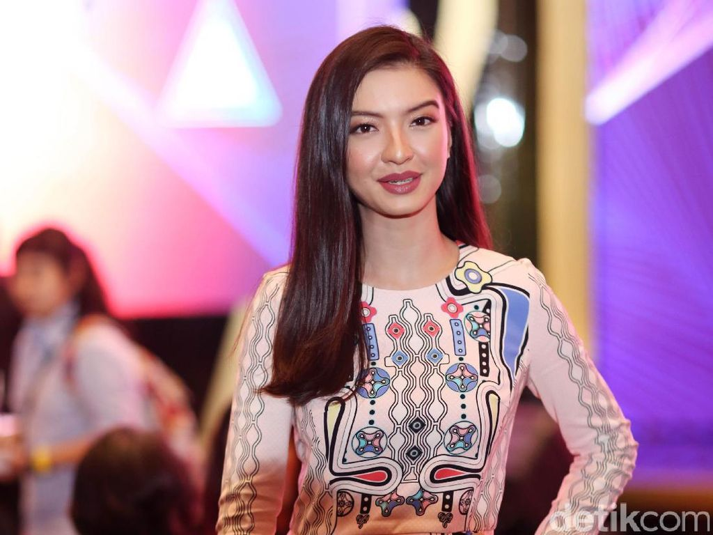 Raline Shah Sempat Frustrasi Jalani Syuting Film Action Produksi Malaysia