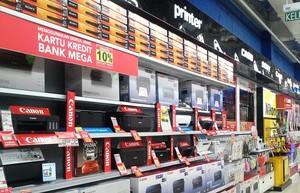 Promo Printer di Transmart Carrefour Akhir Pekan