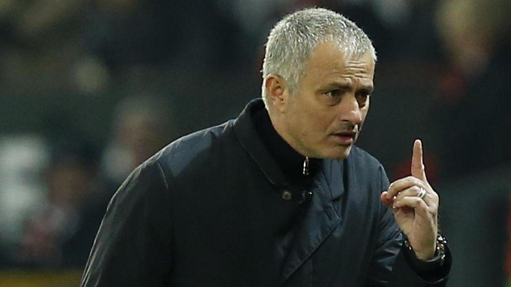 Mourinho: MU Belum Aman