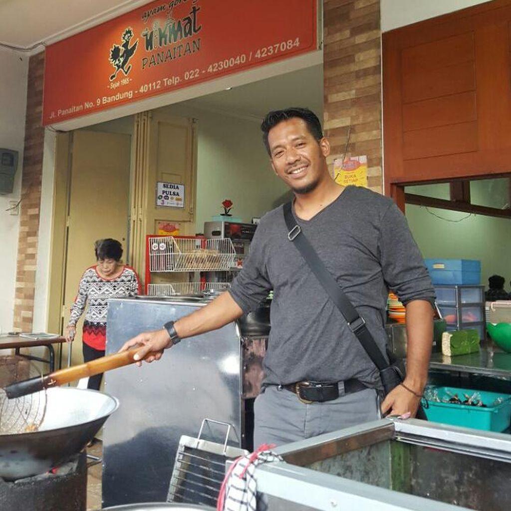 Jaga Kualitas Masakan, Supriyono Hanya Gunakan Ayam Kampung