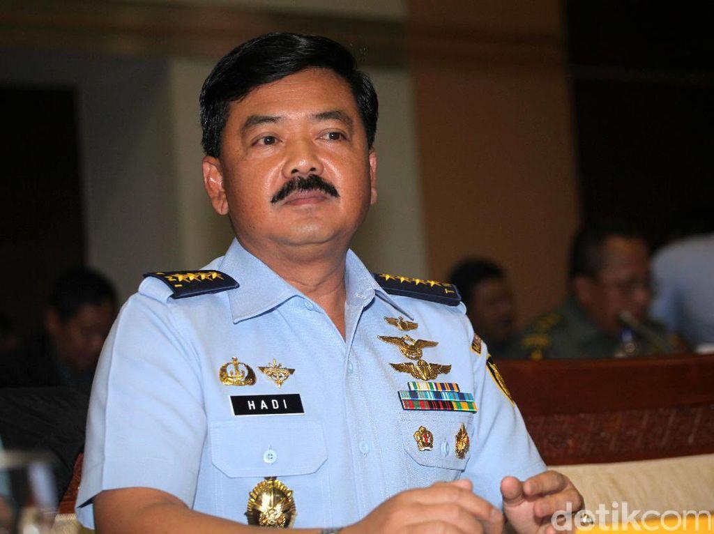KSAU: Saya Tindak Perwira yang Aniaya Anggota Paskhas Hingga Tewas