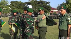 4 Prajurit Kodam Iskandar Muda Aceh Dipecat, 2 Orang karena Narkoba