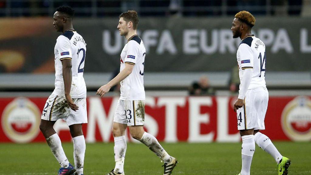 Spurs Pulang dari Markas Gent dengan Kekalahan