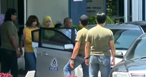 Penangkapan Siti Aisyah Terduga Pembunuhan Kim Jong-nam
