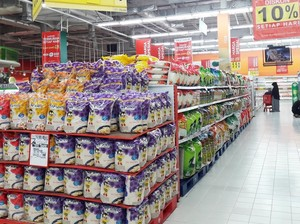 3 Hari Promo Akhir Pekan Bahan Makanan di Transmart dan Carrefour