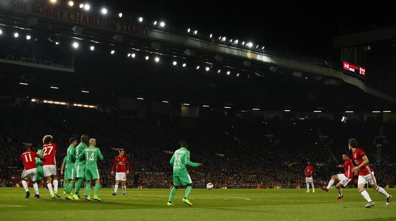 Mourinho Kritik MU karena Kurang Konsentrasi