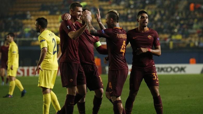 Kemenangan yang Diharapkan Beri Roma Keyakinan di Kompetisi Eropa