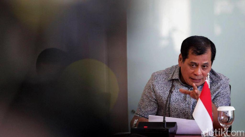 Jokowi Bertemu SBY, Golkar: Silaturahmi dan Lobi Politik Itu Penting