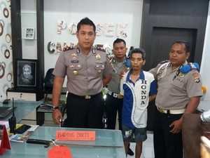 Bocah 8 Tahun di Mataram Tewas Dibacok Ayah Kandung