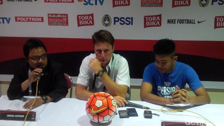 Dikalahkan PSM, Pelatih Persiba Soroti Penampilan di Awal Laga