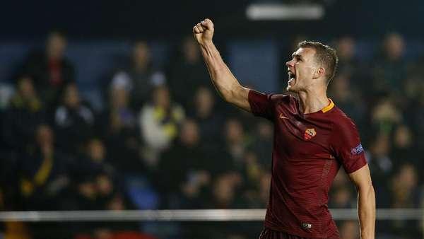 Edin Dzeko Sejauh Ini: Top Skorer Liga Europa dan Serie A