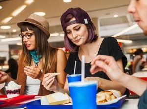 Meskipun Kurus, Wanita yang Rutin Konsumsi <I>Junk Food</I> Berisiko Kanker
