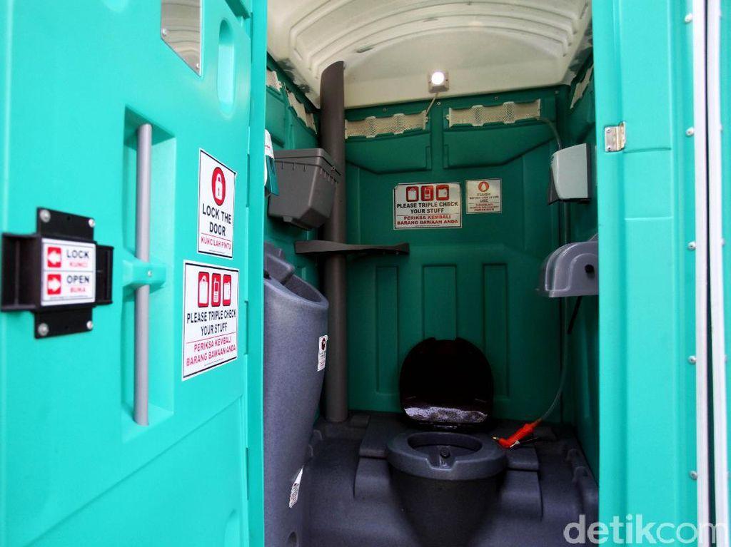Sandiaga: Kita 75 Tahun Merdeka, Pakai Toilet Harus Bayar