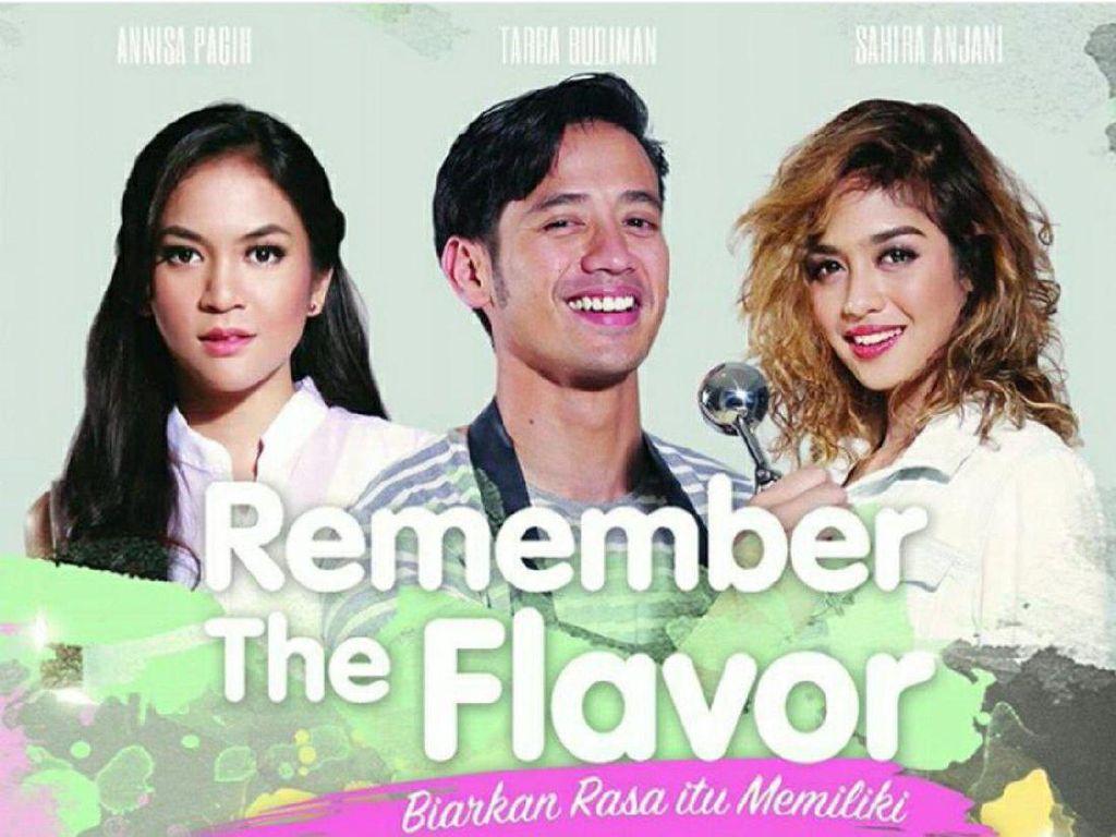 Remember The Flavor: Cinta Bersemi di Kedai Es Krim