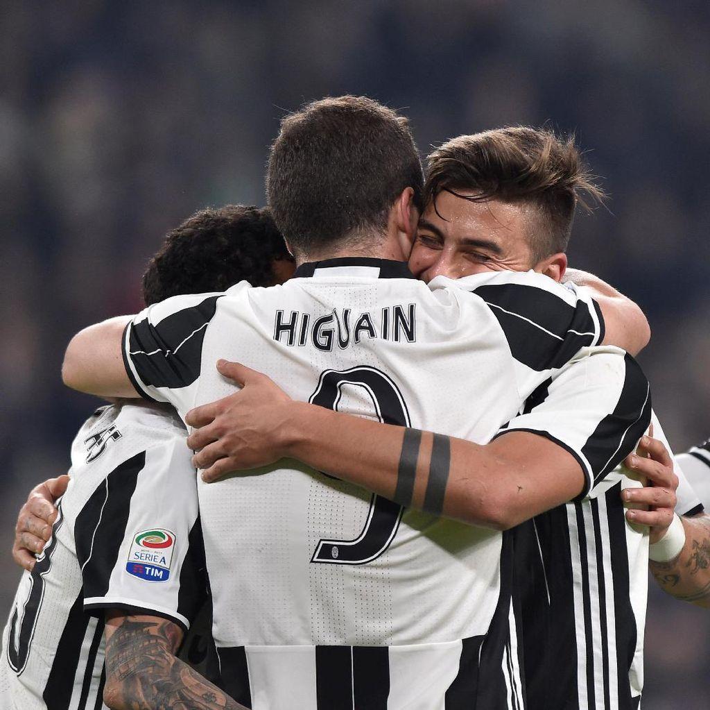 Tiga Poin Berharga untuk Juventus