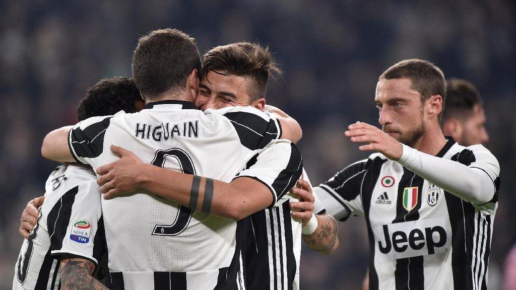 Higuain Bertekad Bawa Juve Juara Liga Champions