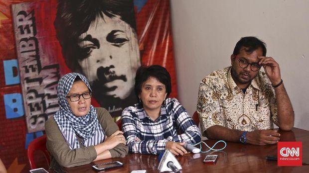 Jokowi Bakal Digugat jika Tak Buka Dokumen TPF Munir