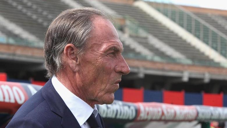Zdenek Zeman Kembali Latih Pescara