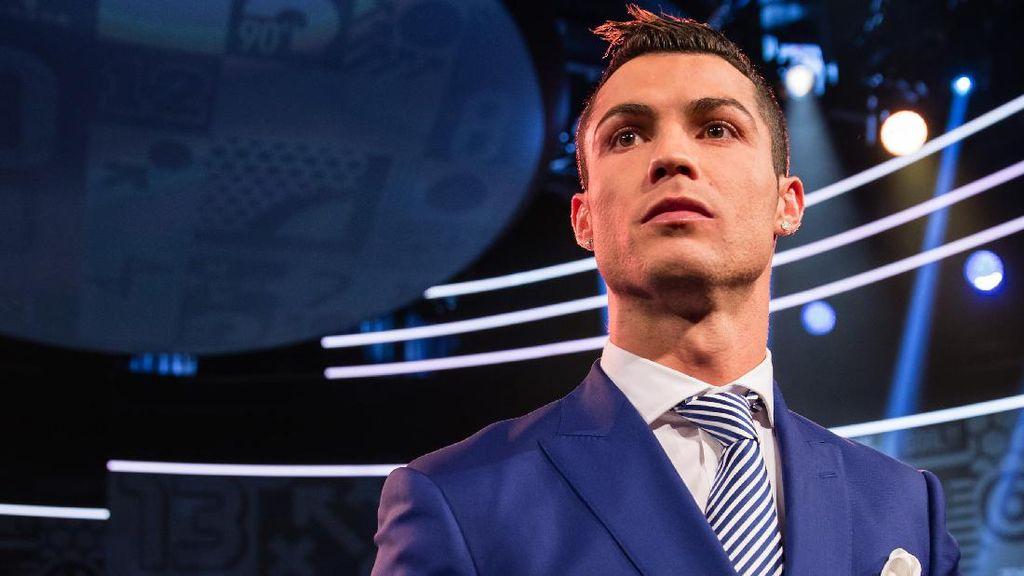 Cristiano Ronaldo Ungkap Proyek Baru dengan Foto Bugil