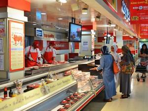 Promo Daging Semur Rp 7.990 per 100 Gram di Transmart Carrefour