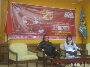 Perayaan Cap Go Meh Tokoh Lintas Agama Digelar di Semarang Besok