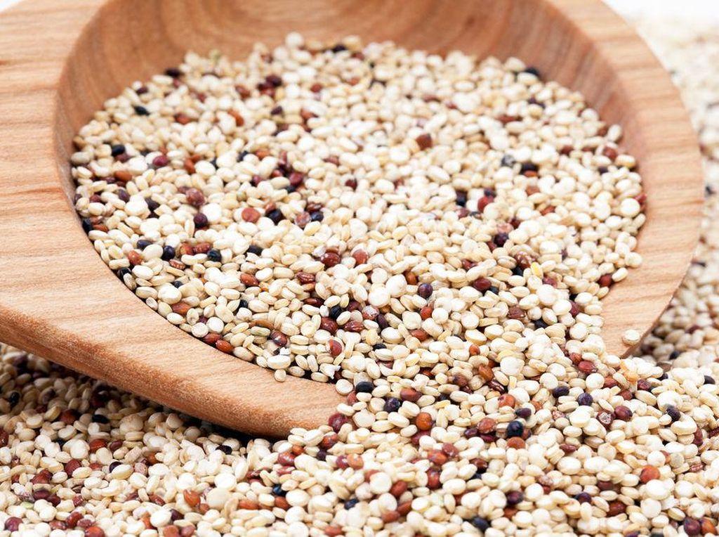 10 Manfaat Quinoa, Makanan Kesehatan yang Lagi Viral