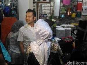 Raffi Ahmad dan Nagita Slavina Gelar Syukuran dengan Anak Yatim