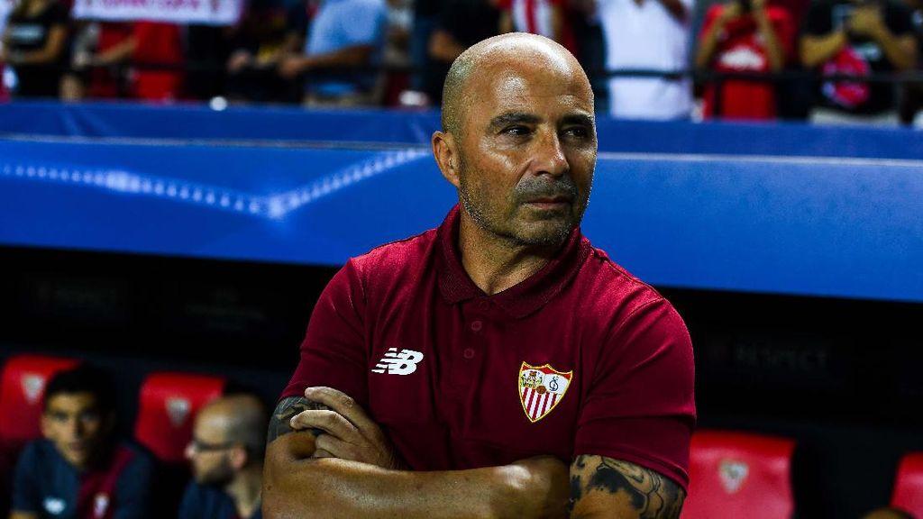 Argentina Sudah Ajukan Tawaran Resmi untuk Sampaoli