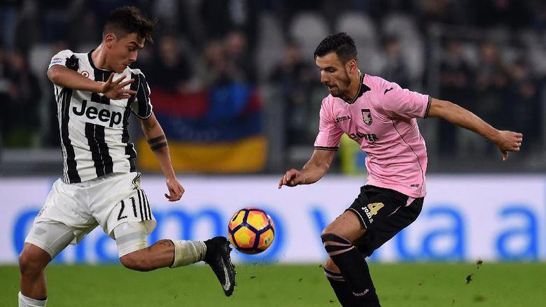 """Bandar Poker - Dua Gol Dybala Bantu Juventus Kalahkan Palermo"""