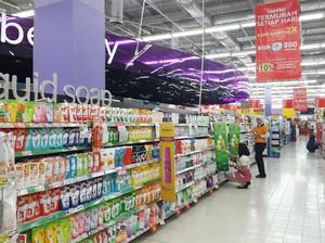 Promo Popok dan Produk Pembersih di Transmart dan Carrefour